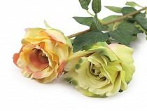 Umelá ruža dlhá