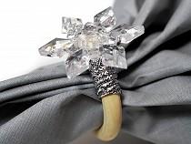 Napkin Ring Snowflake