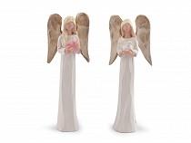 Dekorációs angyal - kicsi