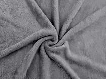 Mikroflanel / flanel fleece egyszínű