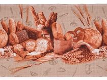 Bavlněné vaflové piké pečivo