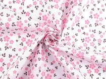 Cotton Fabric Mini Flowers