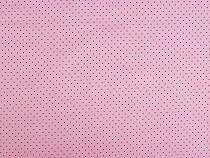 Cotton Fabric Mini Polka Dot