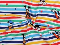 Licenčný úplet Mickey, Goofy, káčer Donald