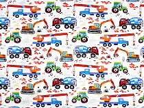 Pamut anyag teherautó