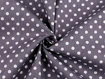 Cotton Twill Fabric Polka Dots