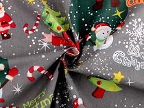Baumwollstoff Weihnachten