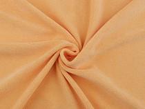 Tissu élastique en micro-éponge