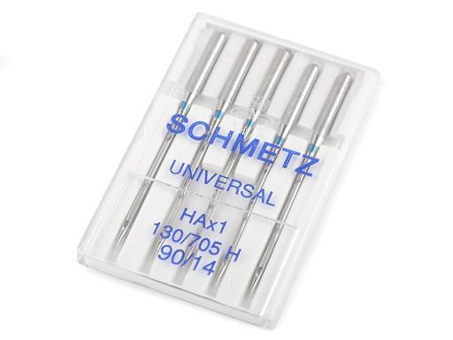 Strojové jehly Universal 90 Schmetz