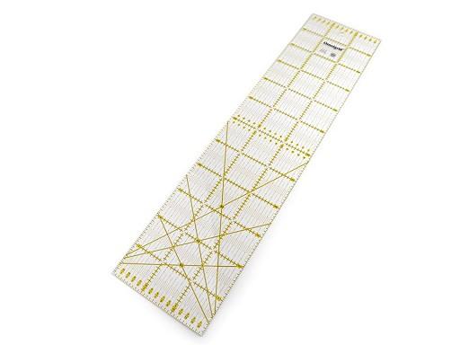 Pravítko na patchwork Prym 15x60 cm