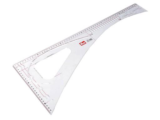 Schneiderwinkel / Schneiderlineal Prym Länge 60 cm