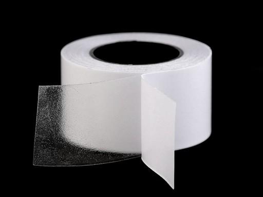 Oboustranná lepící páska pro dekolt Prym šíře 25 mm