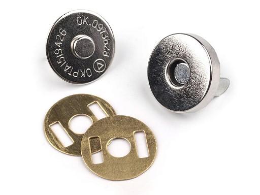 Zapínanie magnet Ø15 mm