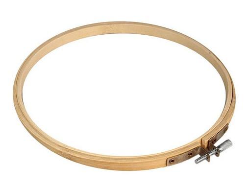 Tamborek bambusowy Ø18 cm