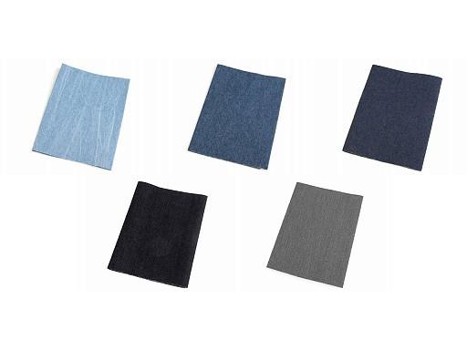 Denim Iron-on Patches 20x43 cm