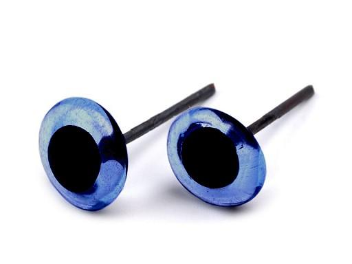 Skleněné oči napichovací Ø13-16 mm
