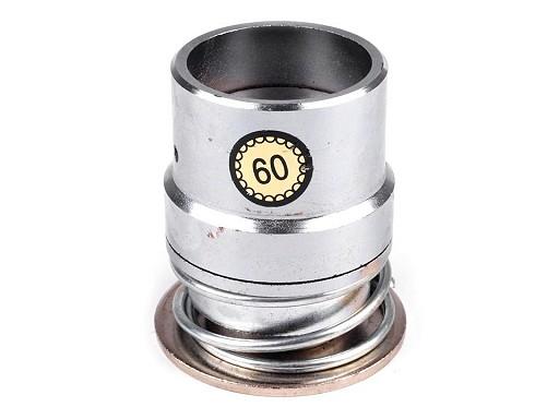Piston pro potahování knoflíků vel. 60,