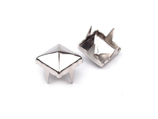 Ćwieki 7x7mm piramidki