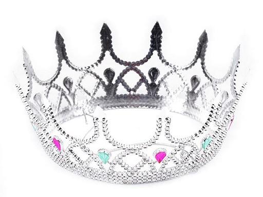 Královská koruna karnevalová královna