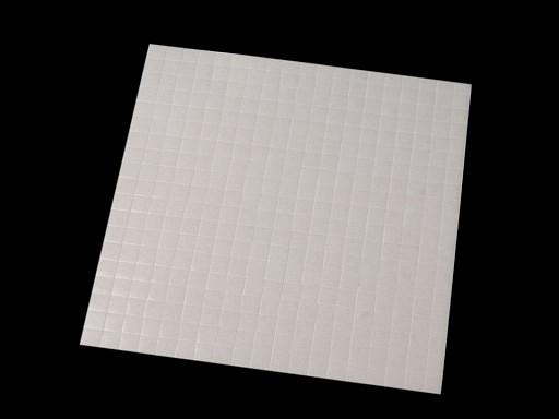 Obojstranné lepiace štvorčeky 5x5 mm