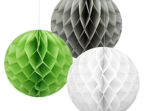 Dekorační papírová koule Ø25 cm