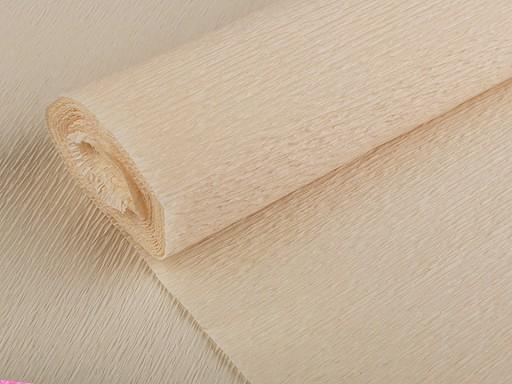 Krepový papír 0,5x2,5 m velká gramáž