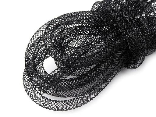 Crinoline Mesh Tubing, Plastic Net Thread Cord Ø4 mm