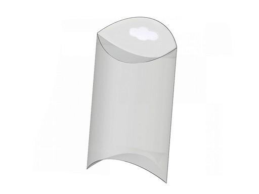 Plastová krabička k zavěšení 5x7 cm