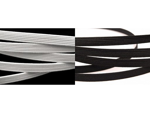Kostice šírka  8 mm tkaná typ B FISZ