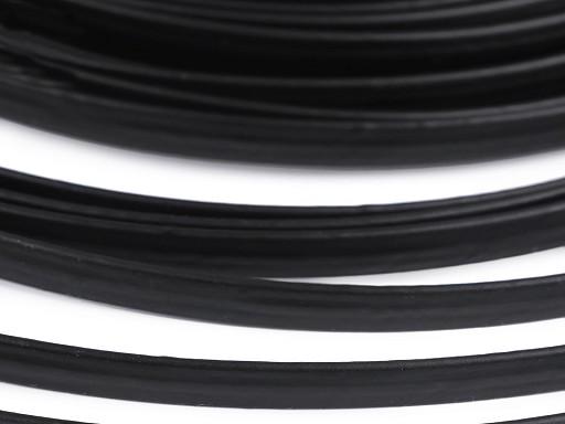 Műanyag halcsont merevítő szélessége 8 mm A tipus fehér  FISZ