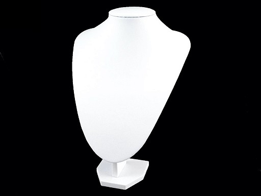 Női kirakati dekoltázs 22x28 cm műbőr