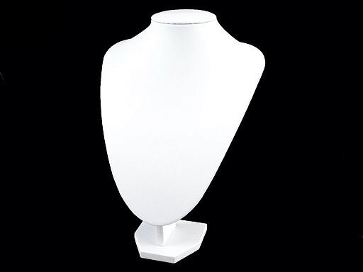 Ekspozytor do biżuterii 22x28 cm sztuczna skóra