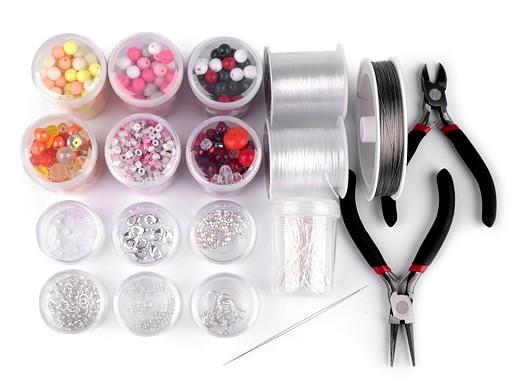 Zestaw do tworzenia biżuterii dla początkujących