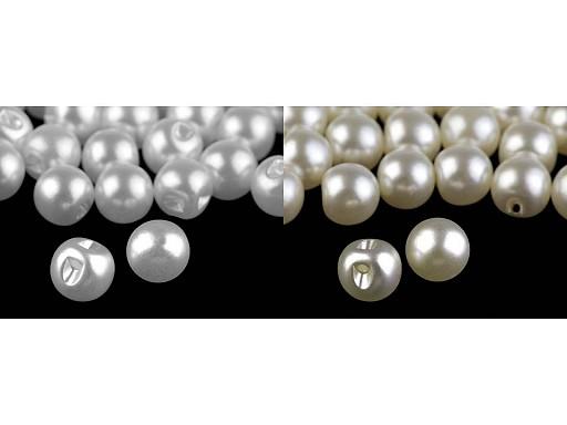 Perla k našitiu / gombík Ø10 mm