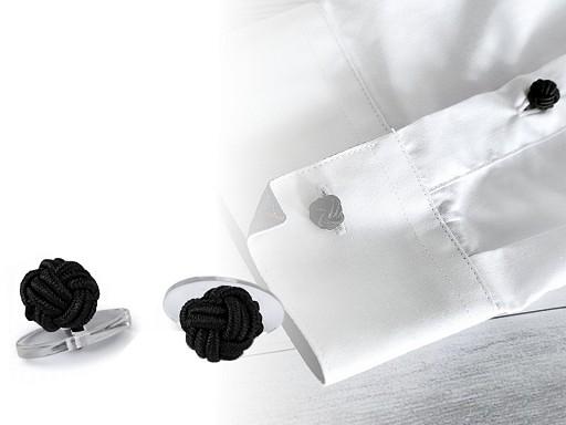 Ozdoba do klopy / manžetový knoflík Ø12 mm