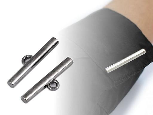 Designový gombík / tyčinka / zapínanie 8x30 mm