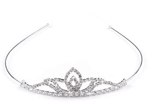 Rhinestone Headband / Tiara Crown
