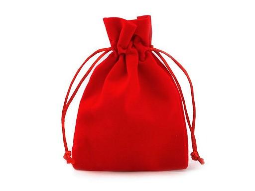 Darčekové vrecúško 8,5x11 cm zamatové