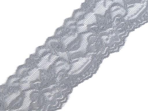 Elastická krajka šíře 55 mm 2. jakost
