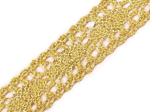 Metallic Trim Gold