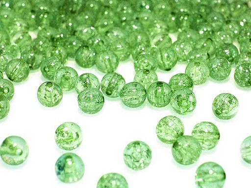 Crackle Beads Ø8 mm