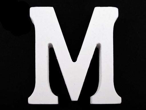 Holzdekoration ABC Buchstaben