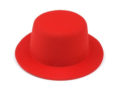 Mini pălărie, bază fascinator, Ø13,5 cm