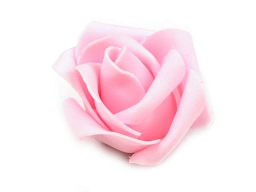 Dekorační pěnová růže Ø4,5 cm