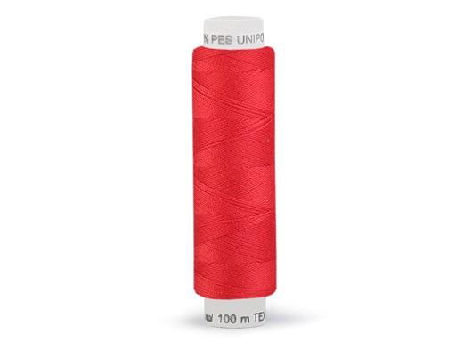 Polyesterové nitě Unipoly návin 100 m