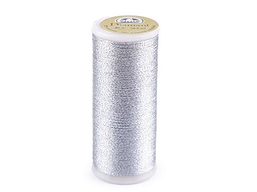 Metallic Thread DMC Diamant 35 m
