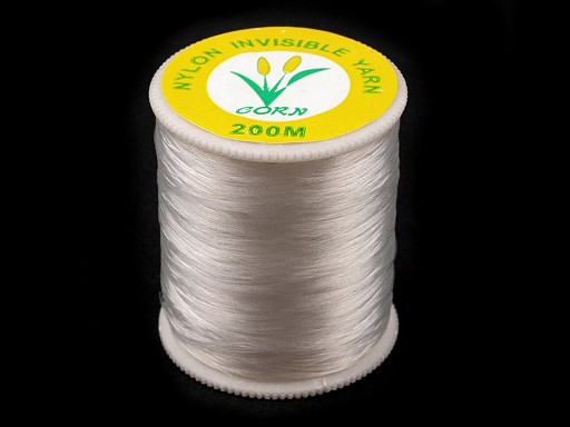 Sewing thread monofilament 200m