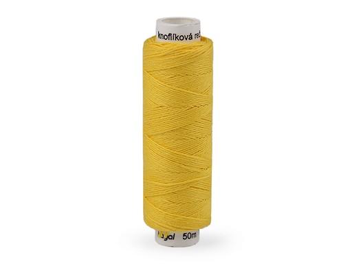 Linen Button Thread 50 m