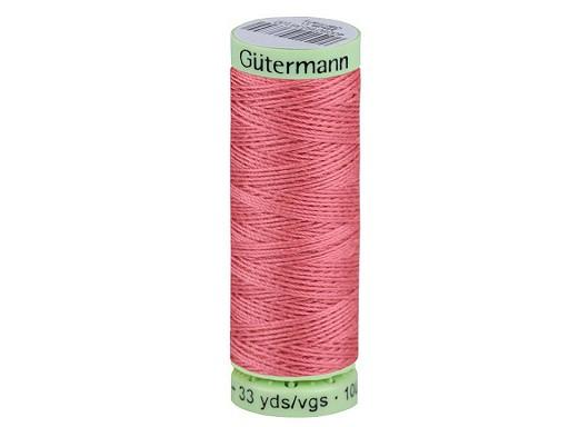 Polyesterové nite Gütermann Jeans návin 30 m