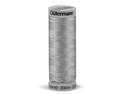 Viskózové nitě Sulky Rayon 40 návin 200 m Gütermann